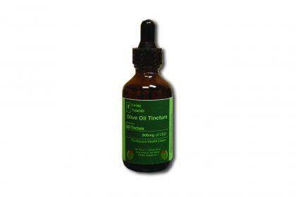 900 mg CBD Olive Oil