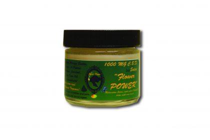1000 mg Flower Power CBD Salve