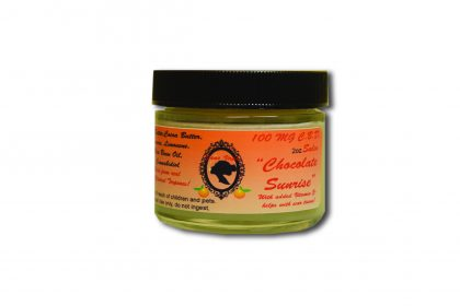 100 mg Chocolate Sunrise CBD Salve