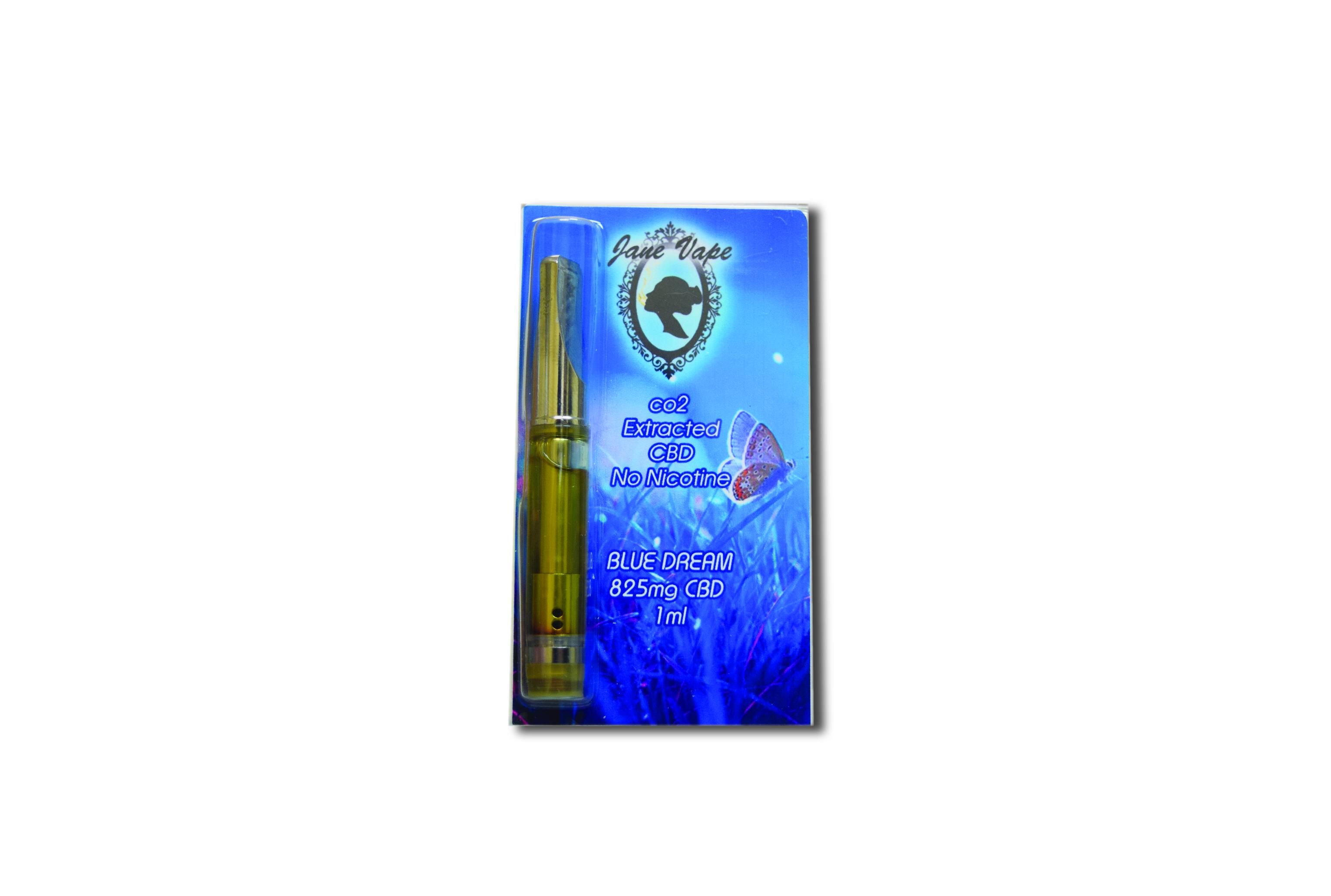 825mg vape cartridge blue dream