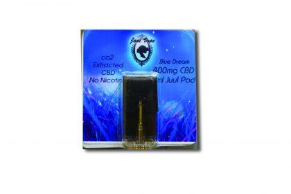 Janevape CBD Vape Pod 400 mg Blue Dream