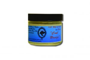 100 mg Cool Breeze Cooling Salve