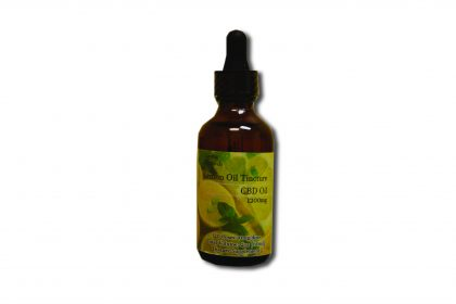 1200 mg Lemon CBD Oil