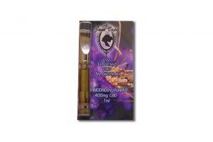 400 mg Grandaddy Purple CBD Vape Cartridge