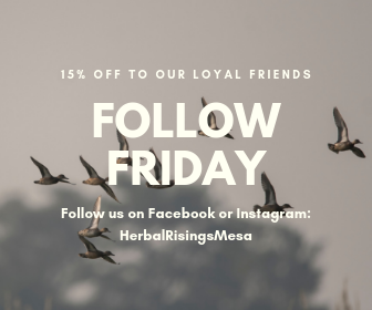 Follow @herbalrisingsmsa