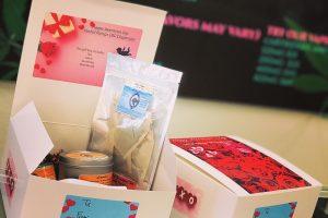 Valentines Holiday Gift Box