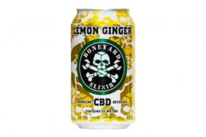 lemon cbd soda