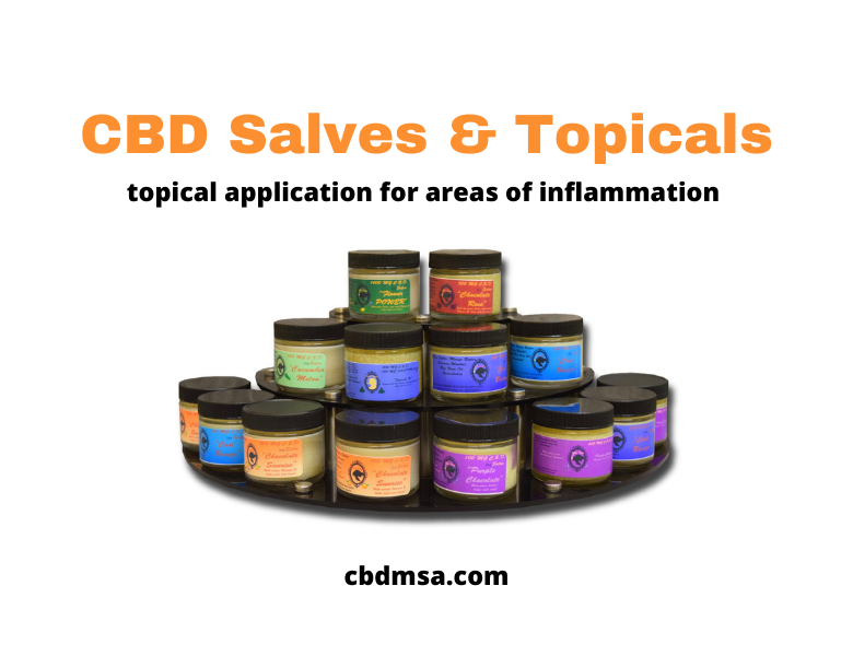 salves and topicals